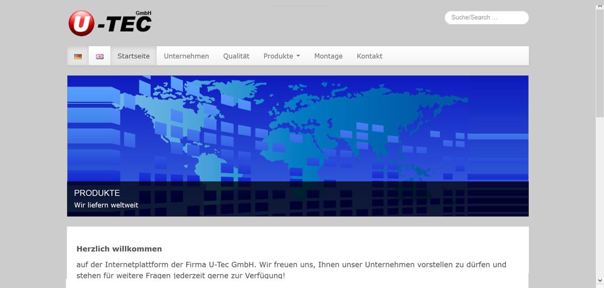 u-tec-gmbh.com